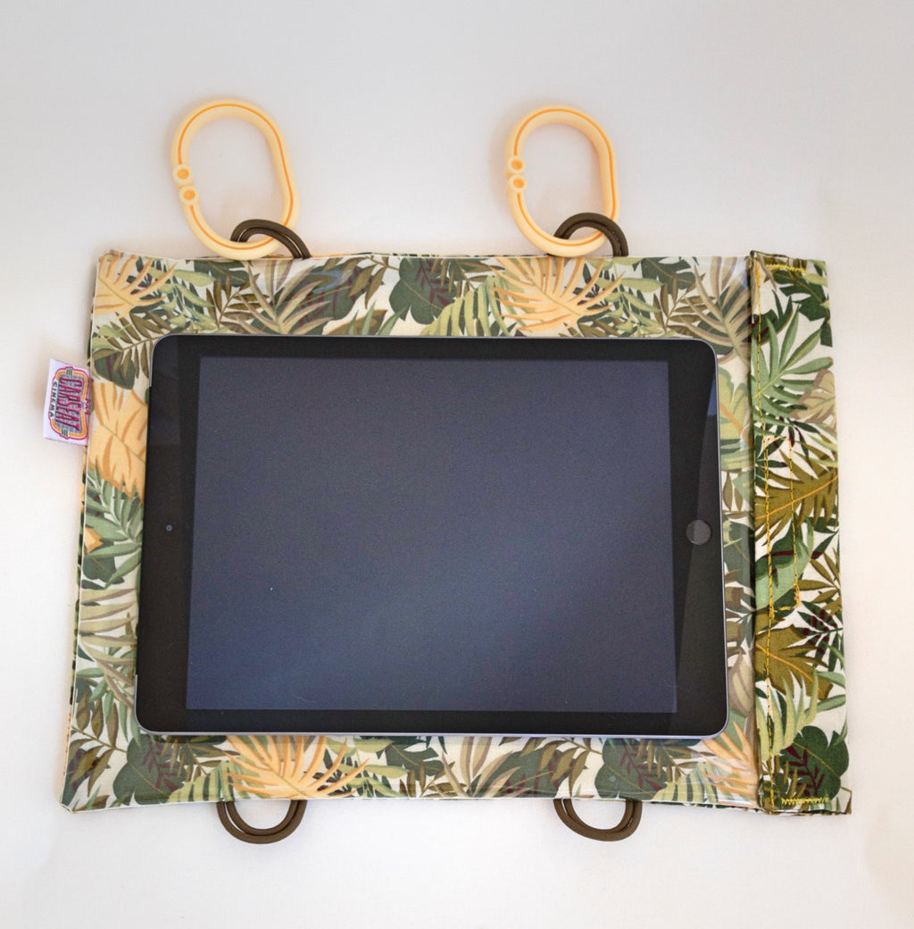 Key Largo Leaves Tablet Case