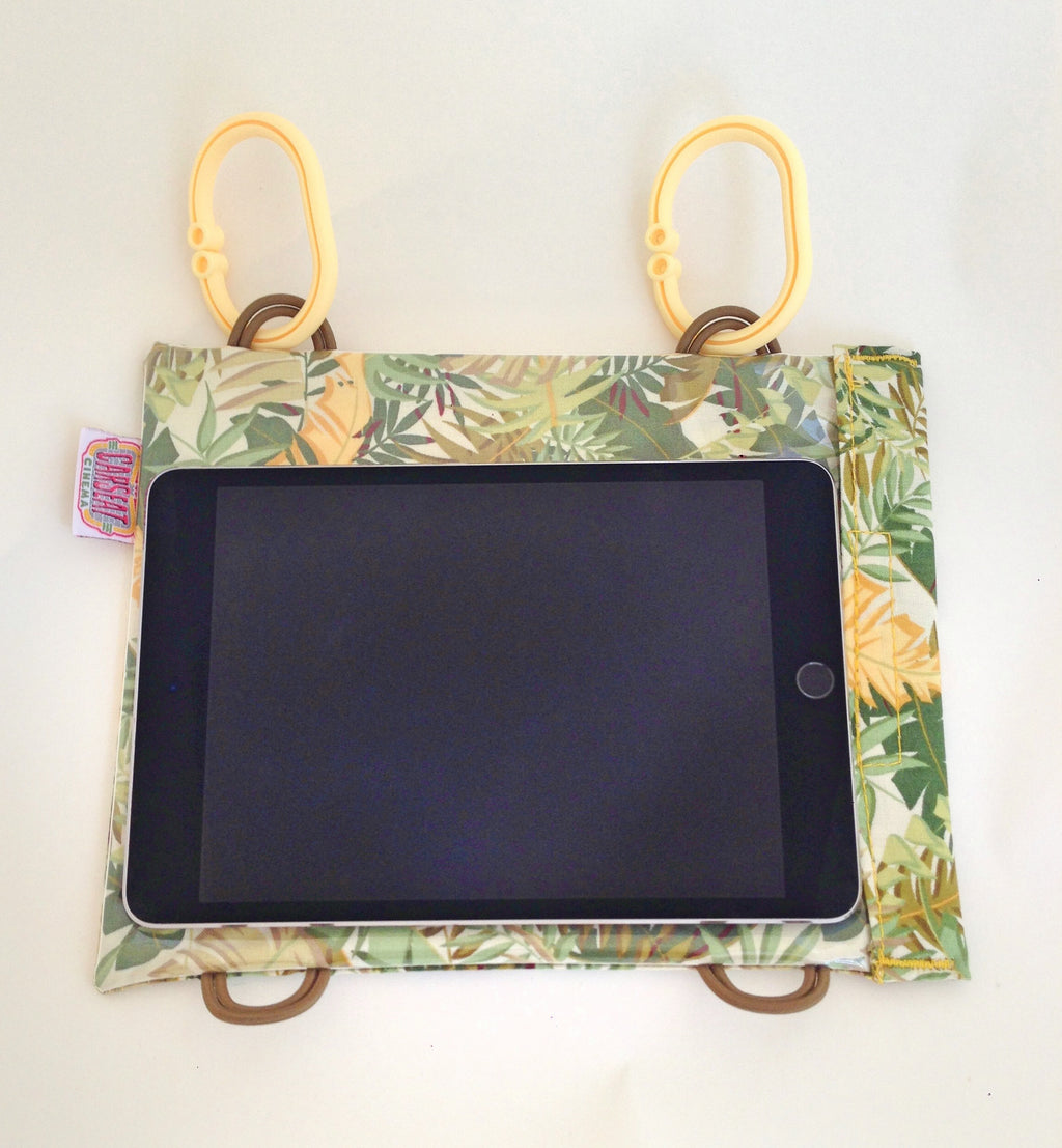 KEY LARGO LEAVES Mini Tablet Case
