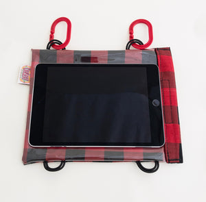 Lumberjack Red Mini Tablet Case