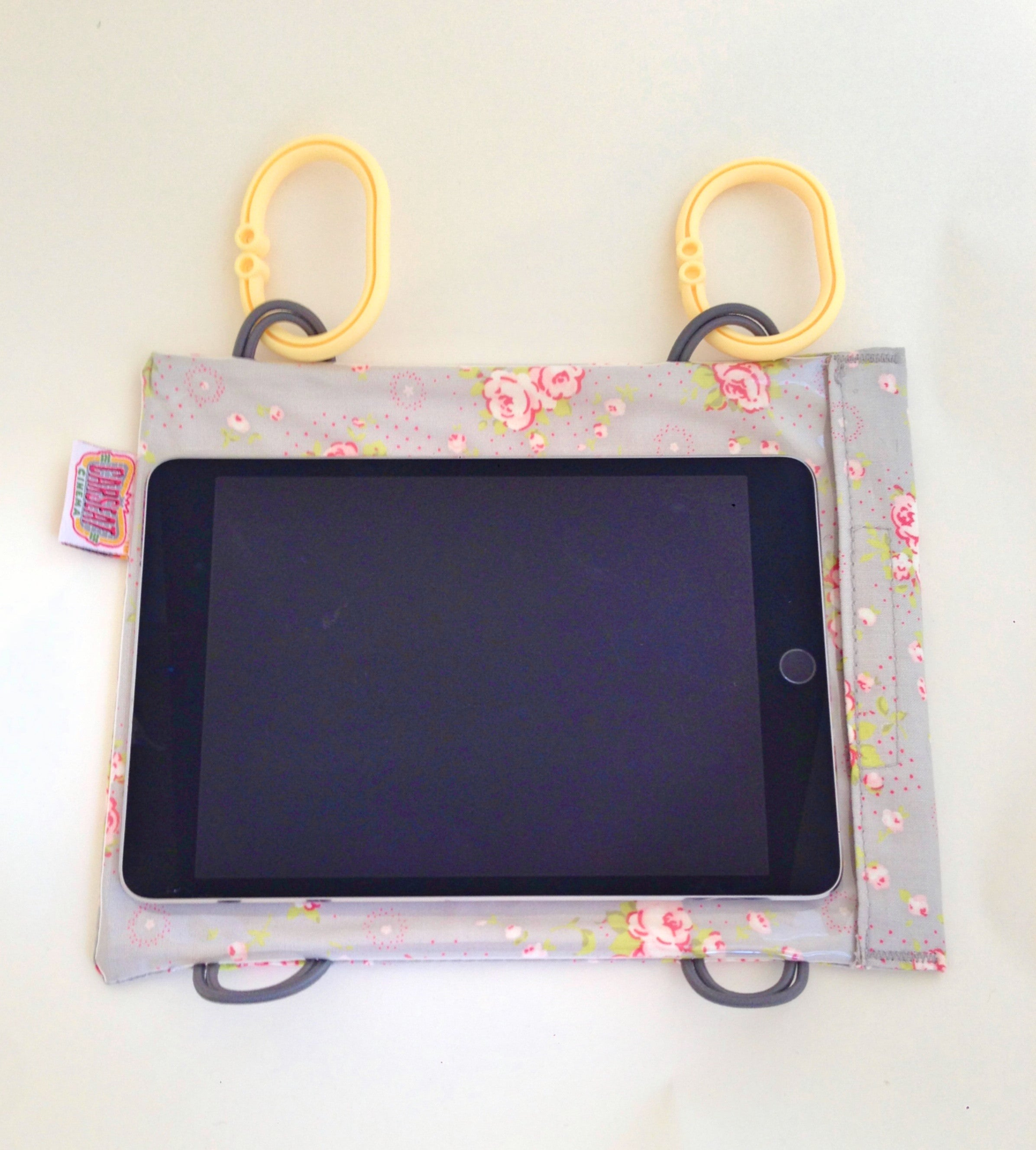 Dainty Rosebuds Mini Tablet Case