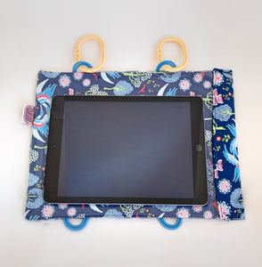 Blue Woodland Wings Tablet Case