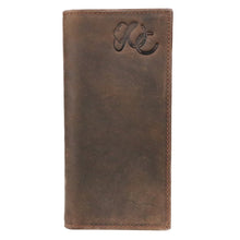 Leather Rodeo Wallet