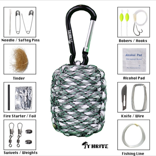 Thrive Survival Pod (Kelly)