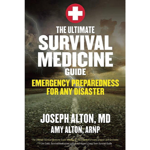 Survival Medicine Book