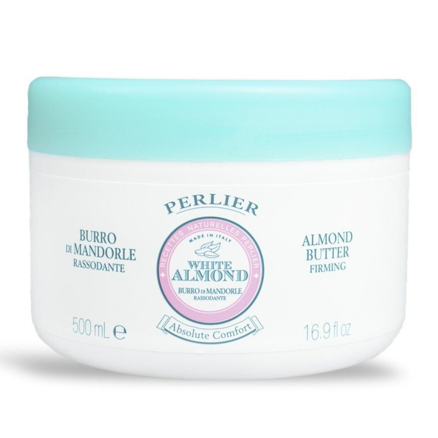 PERLIER'S WHITE ALMOND BODY BUTTER