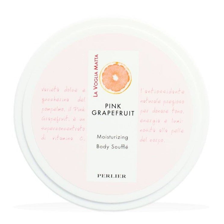 Pink Grapefruit Moisturizing Soufflé Body Cream