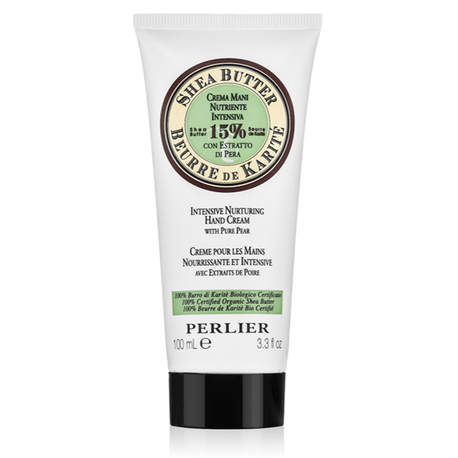 Perlier Shea Butter & Pure Pear Hand Cream