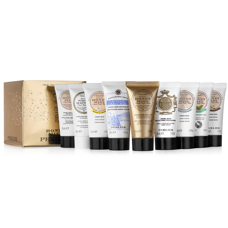9-piece Mini Honey Hand Cream Set