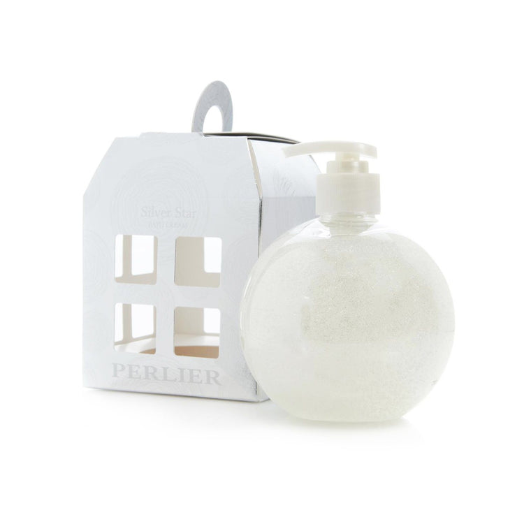 Silver Star Bath Cream Lantern 16.9 fl oz