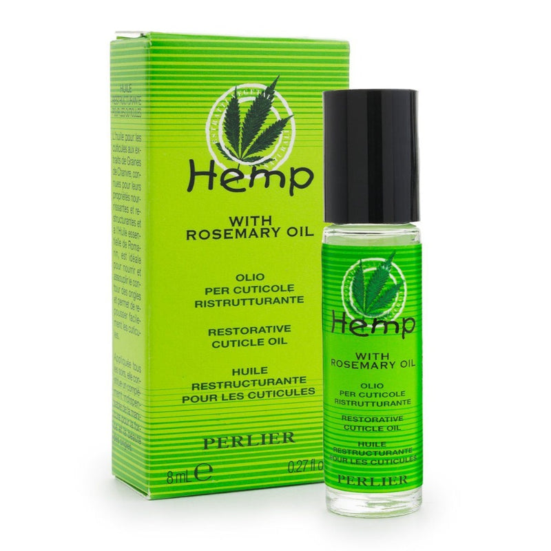 Hemp & Rosemary Cuticle Oil