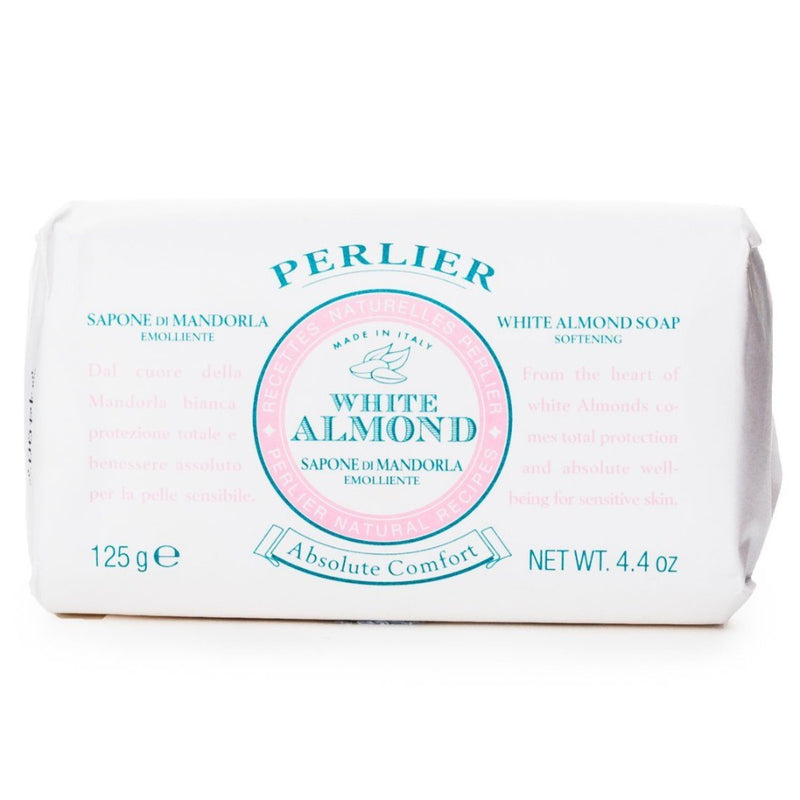 White Almond Bar Soap