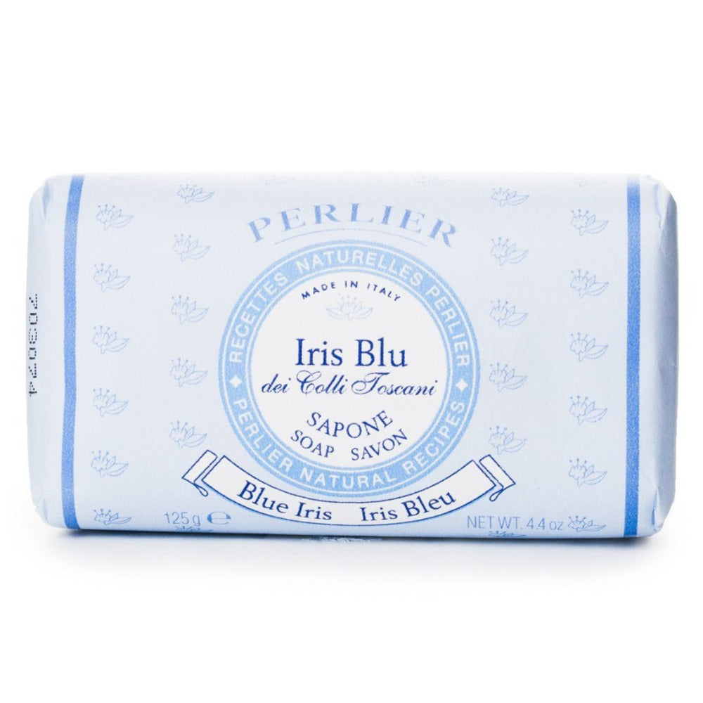 Blue Iris Bar Soap