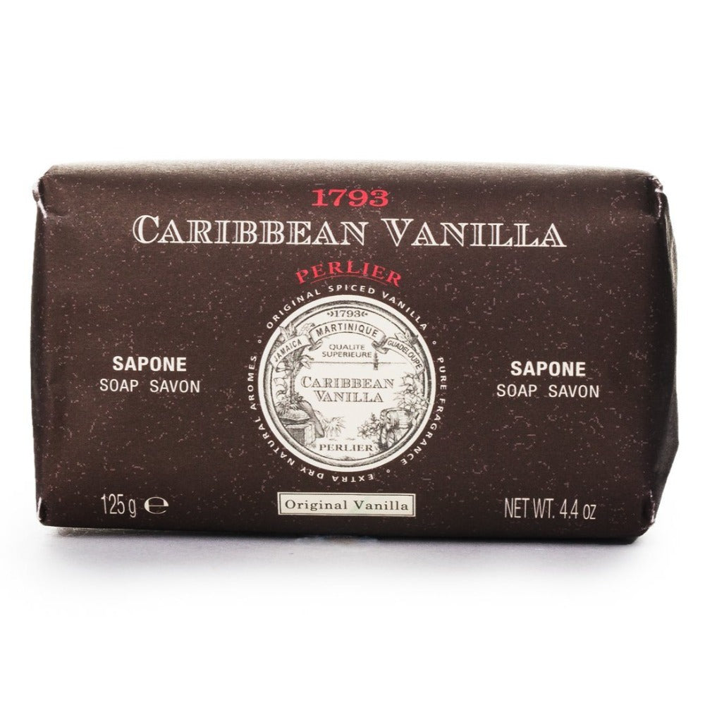 Caribbean Vanilla Soap Bar 4.4 oz