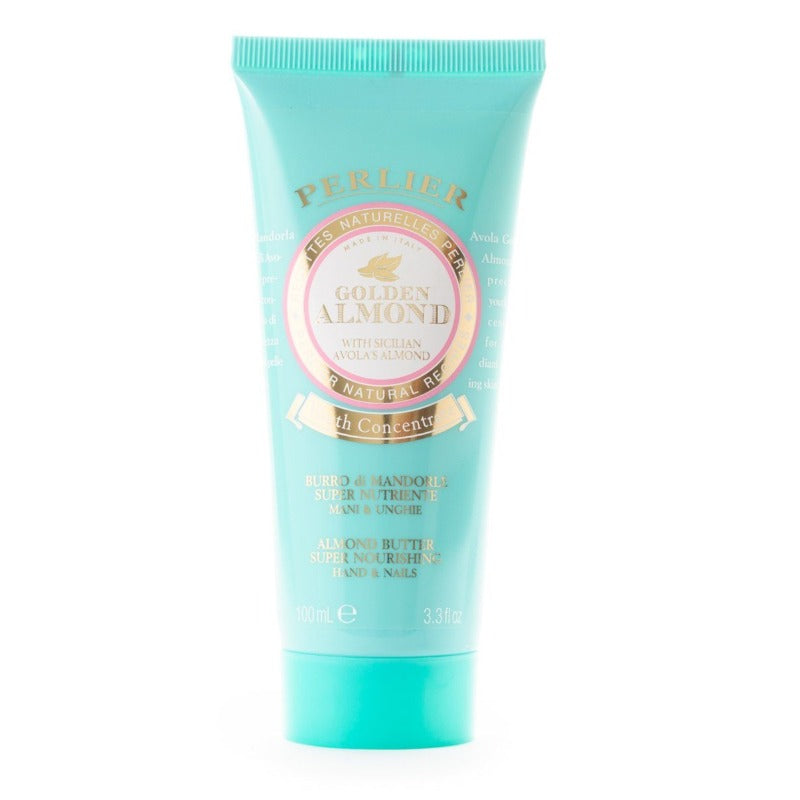 PERLIER'S GOLDEN ALMOND NOURISHING HAND & NAIL BUTTER