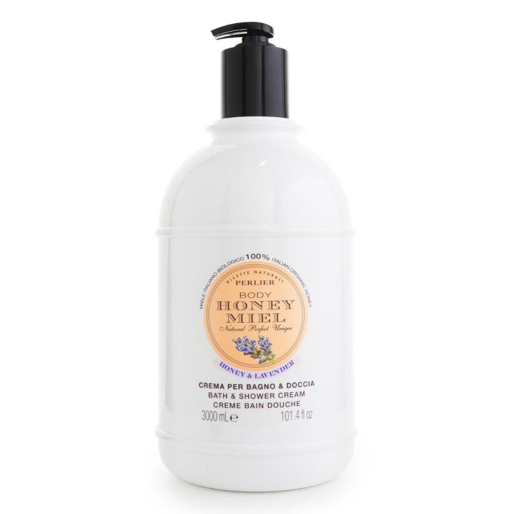Honey & Lavender Bath & Shower Cream 101.4 fl oz