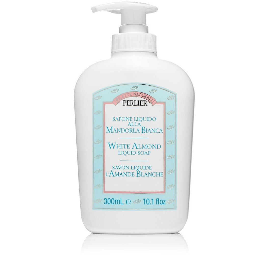 Perlier White Almond Liquid Hand Soap