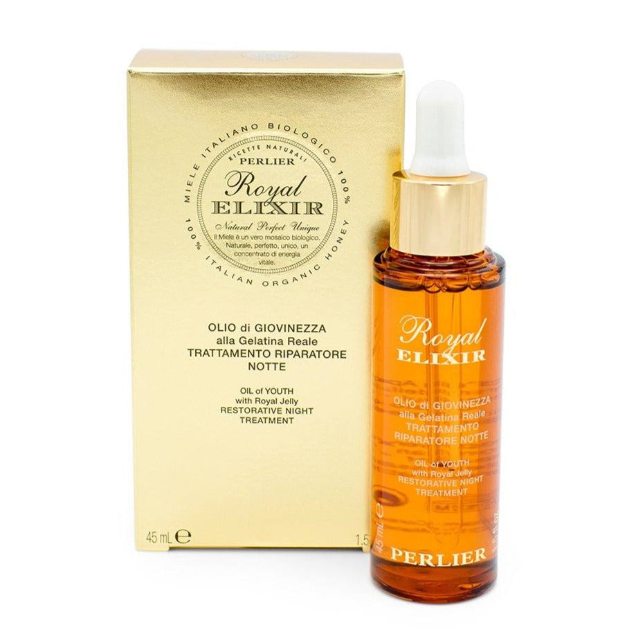 Royal Elixir Oil of Youth Restorative Night Treatment 1.5 fl oz