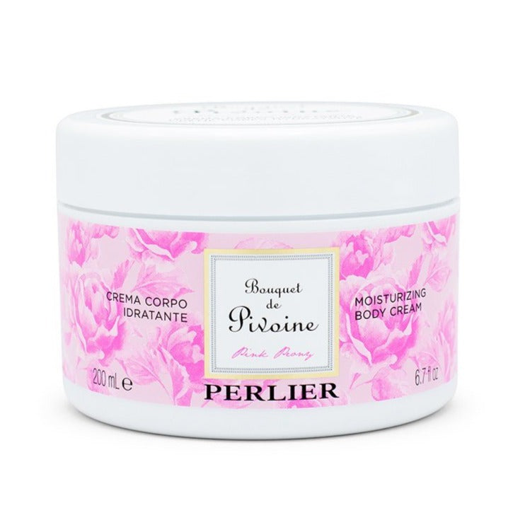 Bouquet de Pink Peony Body Cream