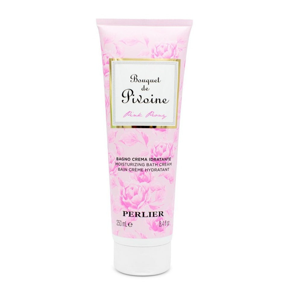 Perlier's Pink Peony Bath & Shower Cream