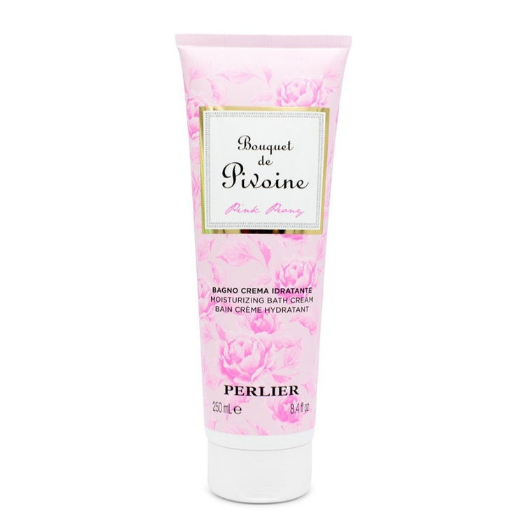 Bouquet de Pink Peony Bath & Shower Cream