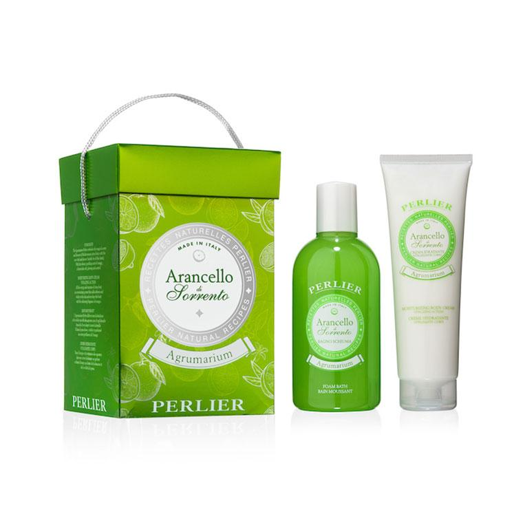 Arancello Shower Gel and Body Soap Giftable Set (2pc Set)