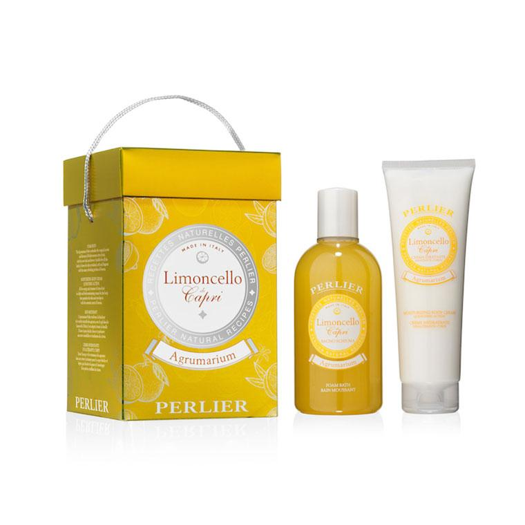 Limoncello Shower Gel and Body Soap Giftable Set (2pc Set)