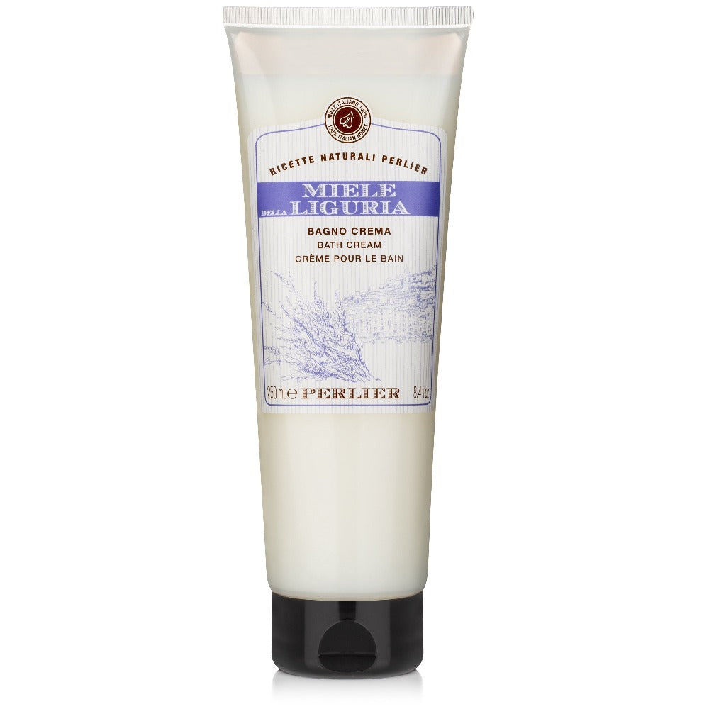 Perlier's Liguria Honey & Lavender Bath Cream