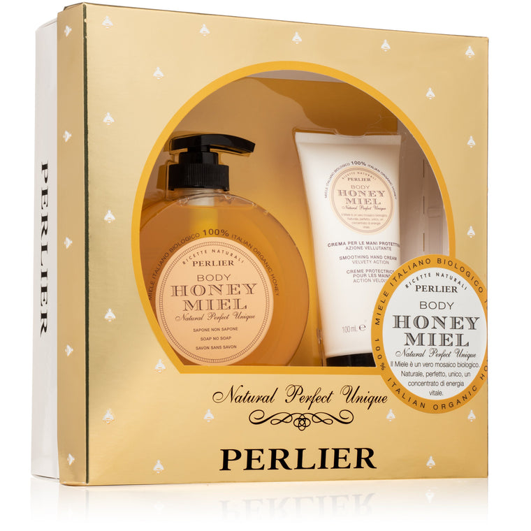 Honey Hand Care Gift Set