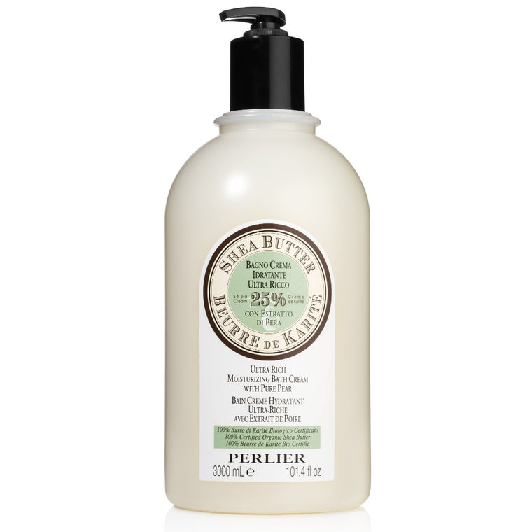 Shea Butter with Pure Pear Bath & Shower Cream
