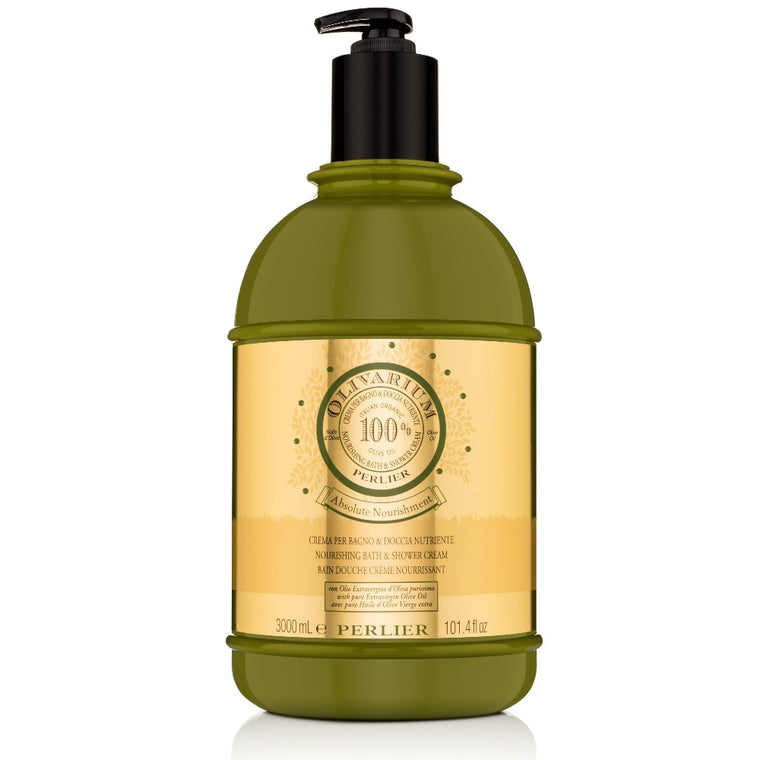Gallipoli Extra Virgin Olive Oil Bath & Shower Cream 101.4 oz