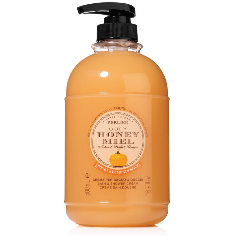 Honey & Pumpkin Spice Bath & Shower Cream