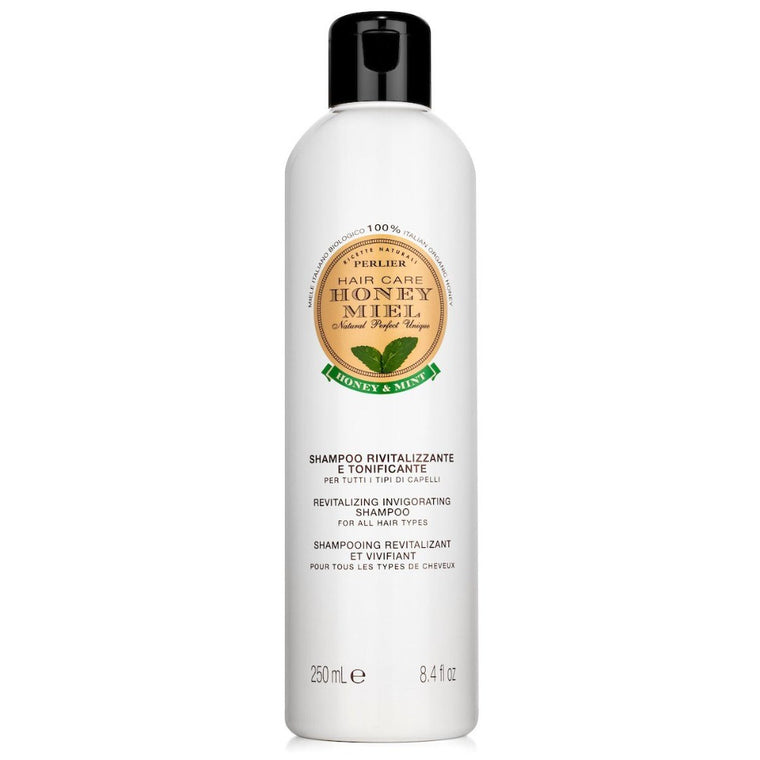 Honey & Mint Revitalizing Shampoo