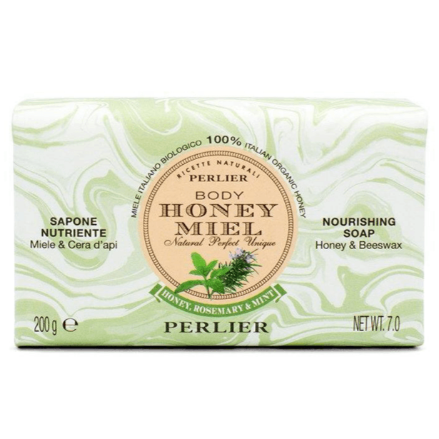 Honey, Rosemary & Mint Bar Soap