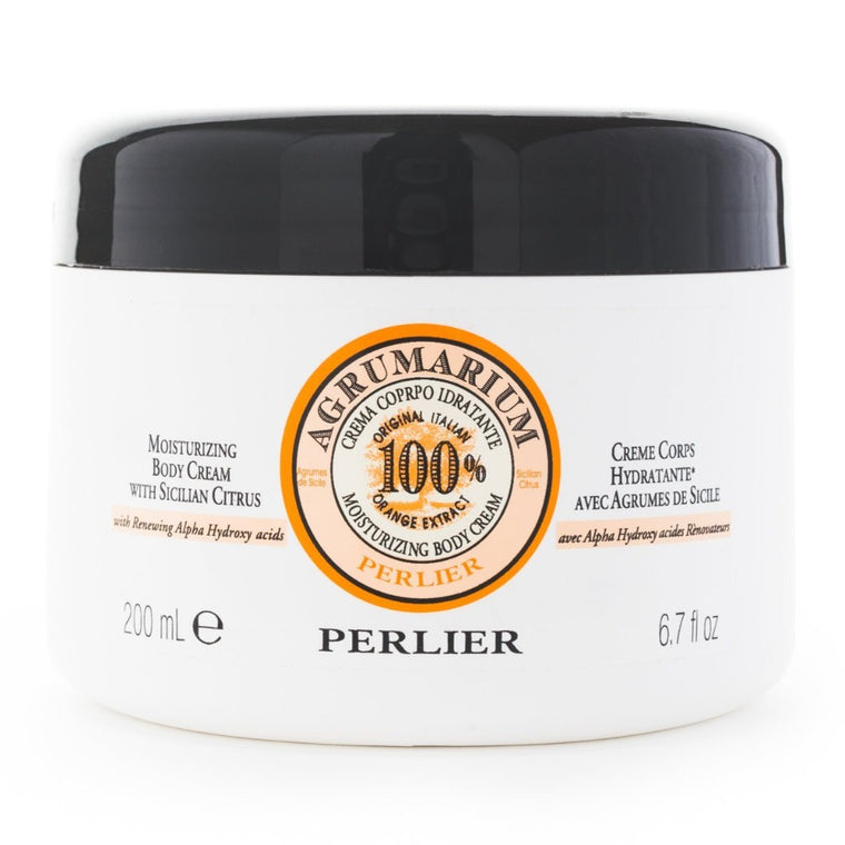 Agrumarium 100% Sicilian Citrus Body Cream
