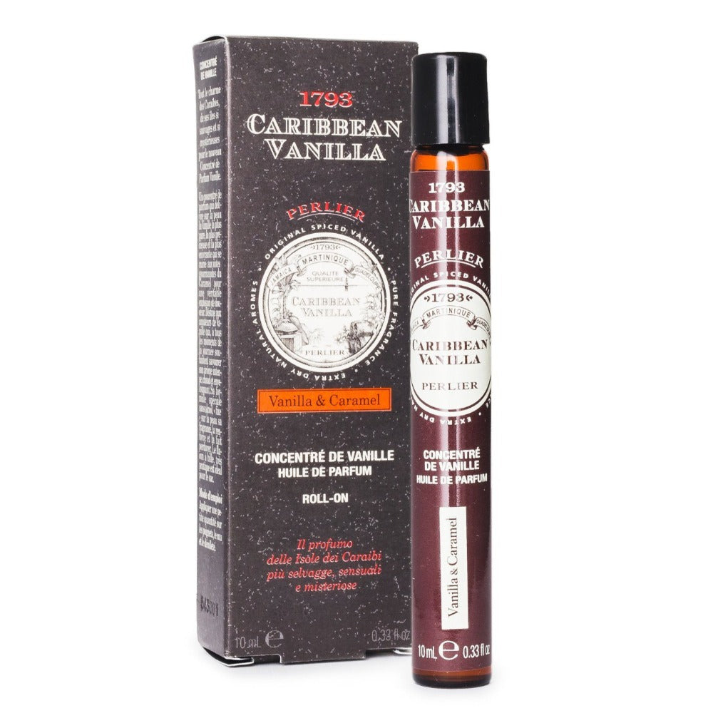 Caribbean Vanilla & Caramel EDP Roll-On 0.33 fl oz