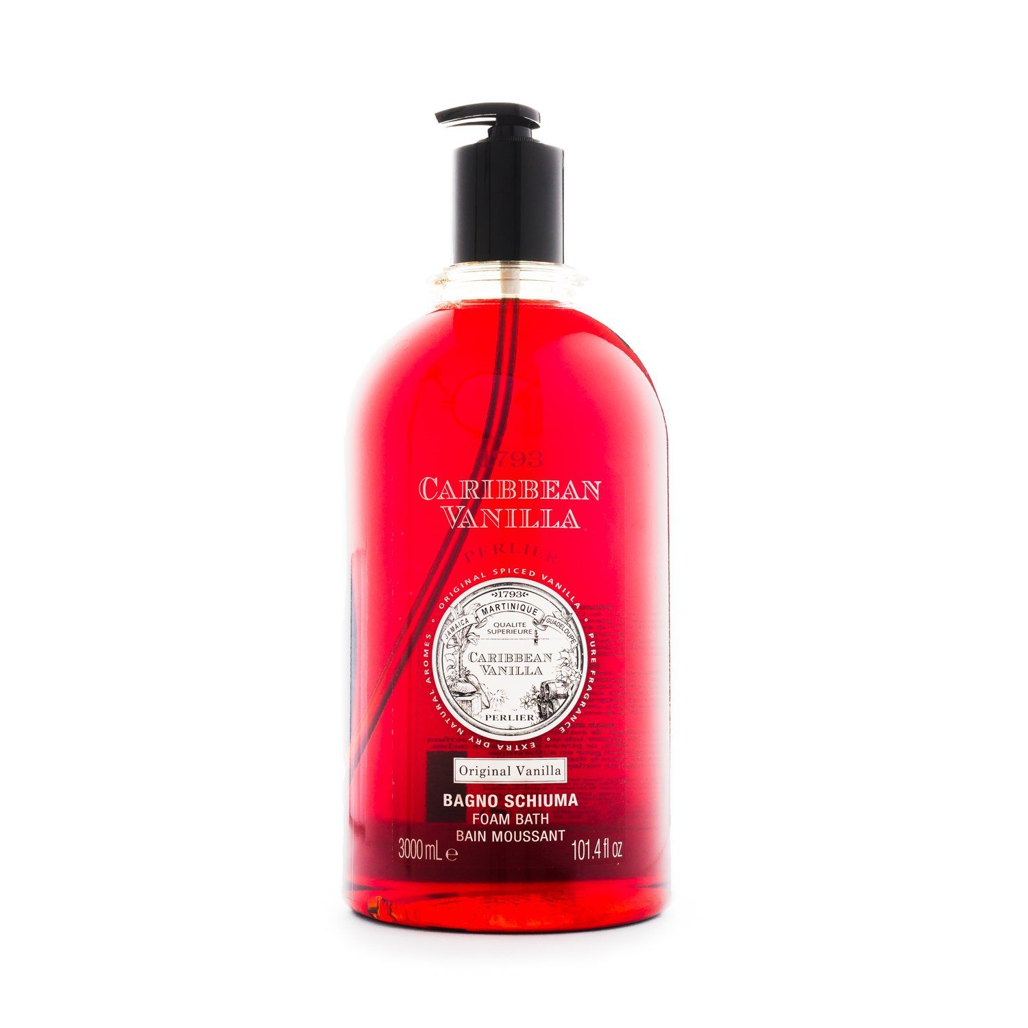 Caribbean Vanilla Original Bath & Shower Gel 101.4 fl oz