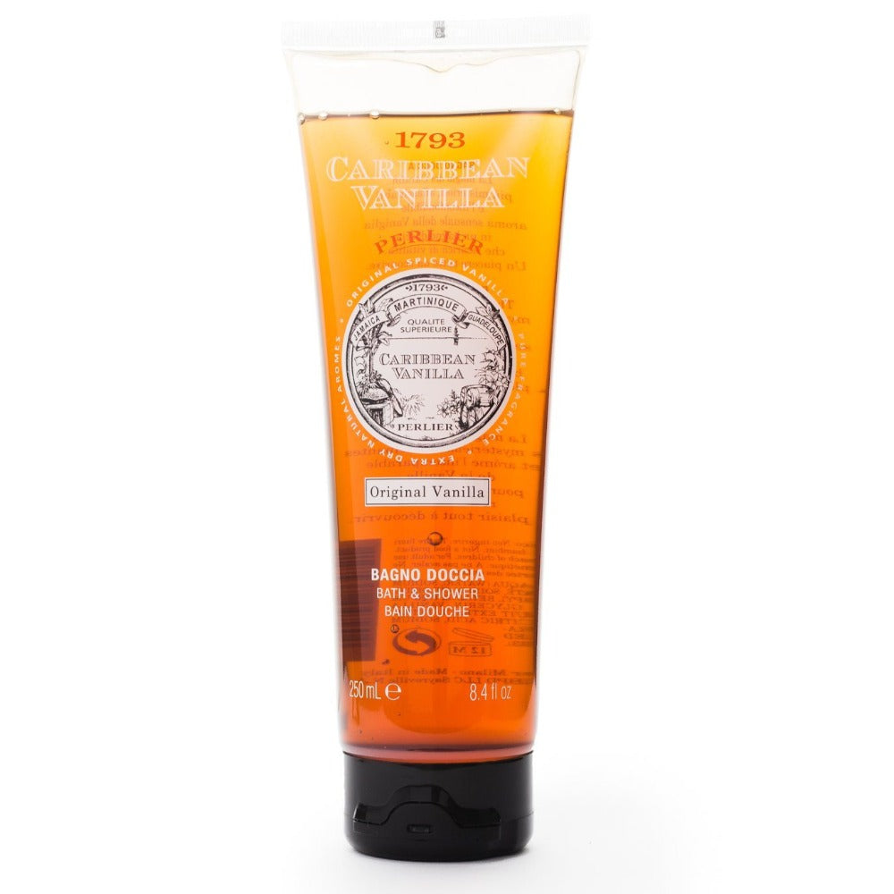 Perlier's Orginal Caribbean Vanilla Bath & Shower Gel