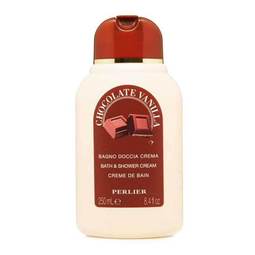 Perlier's Chocolate Vanilla Bath & Shower Cream