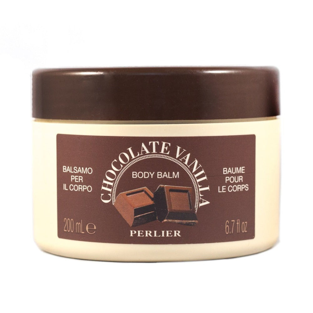 Perlier's Chocolate Vanilla Body Balm