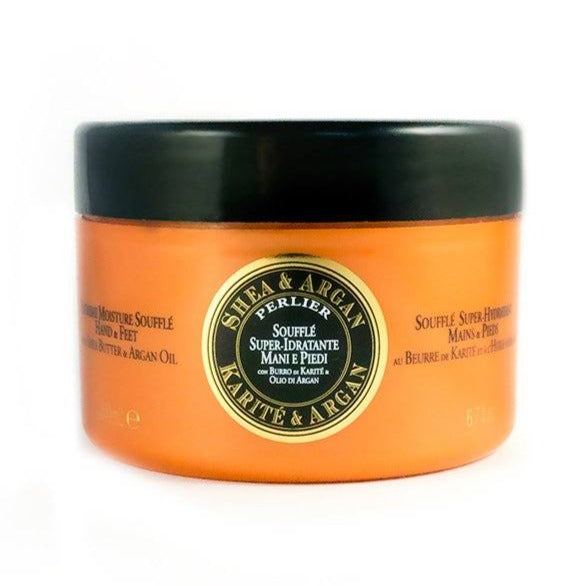 Shea Butter and Argan Oil Moisture Soufflé for Hands and Feet 6.7 fl oz