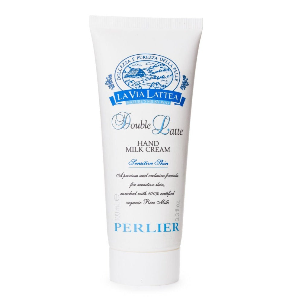 Perlier Double Latte Hand Cream