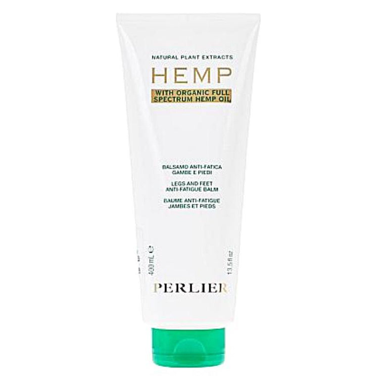Hemp Leg & Feet Balm with Organic Full Spectrum Hemp Oil