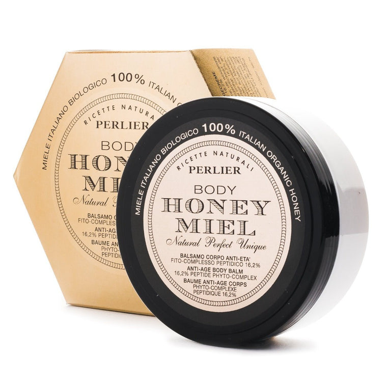 Honey Anti-Age Body Balm in a Gold Box 6.7 oz