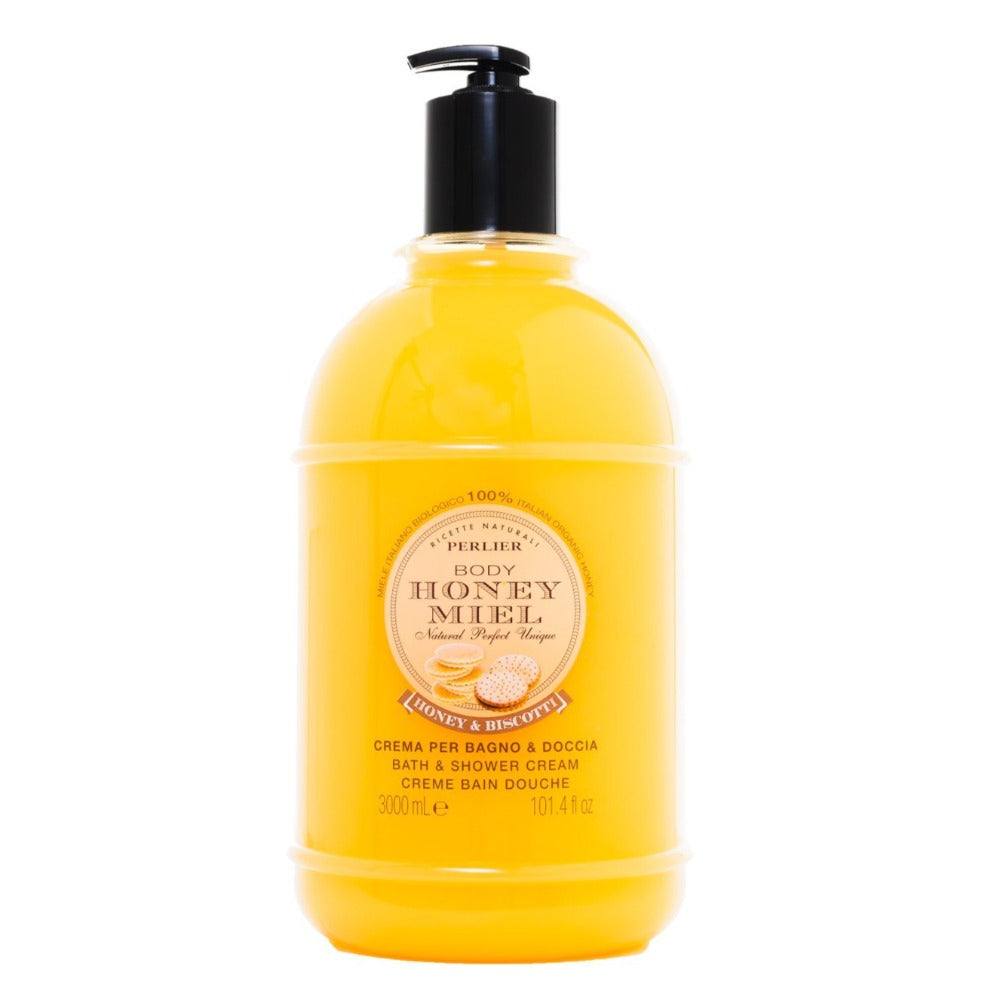 Honey & Biscotti Bath & Shower Cream 101.4 fl oz