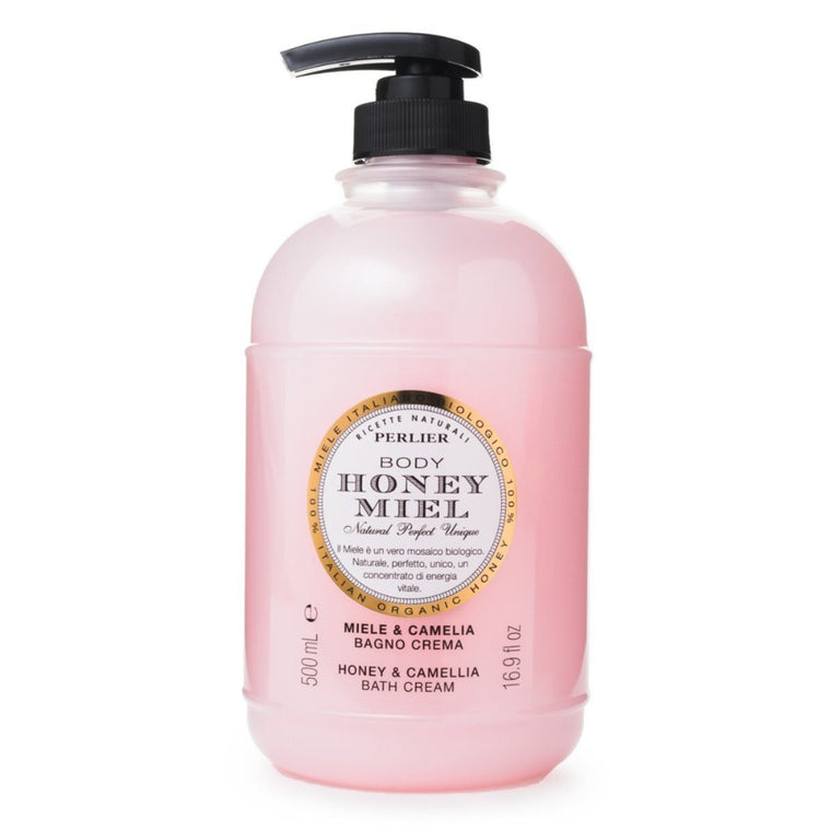 Honey & Camellia Bath Shower Cream 16.9 fl oz