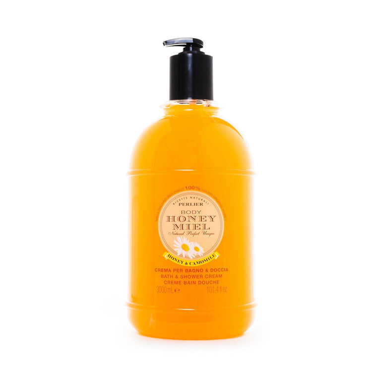 Honey & Chamomile Bath & Shower Cream 101.4 fl oz