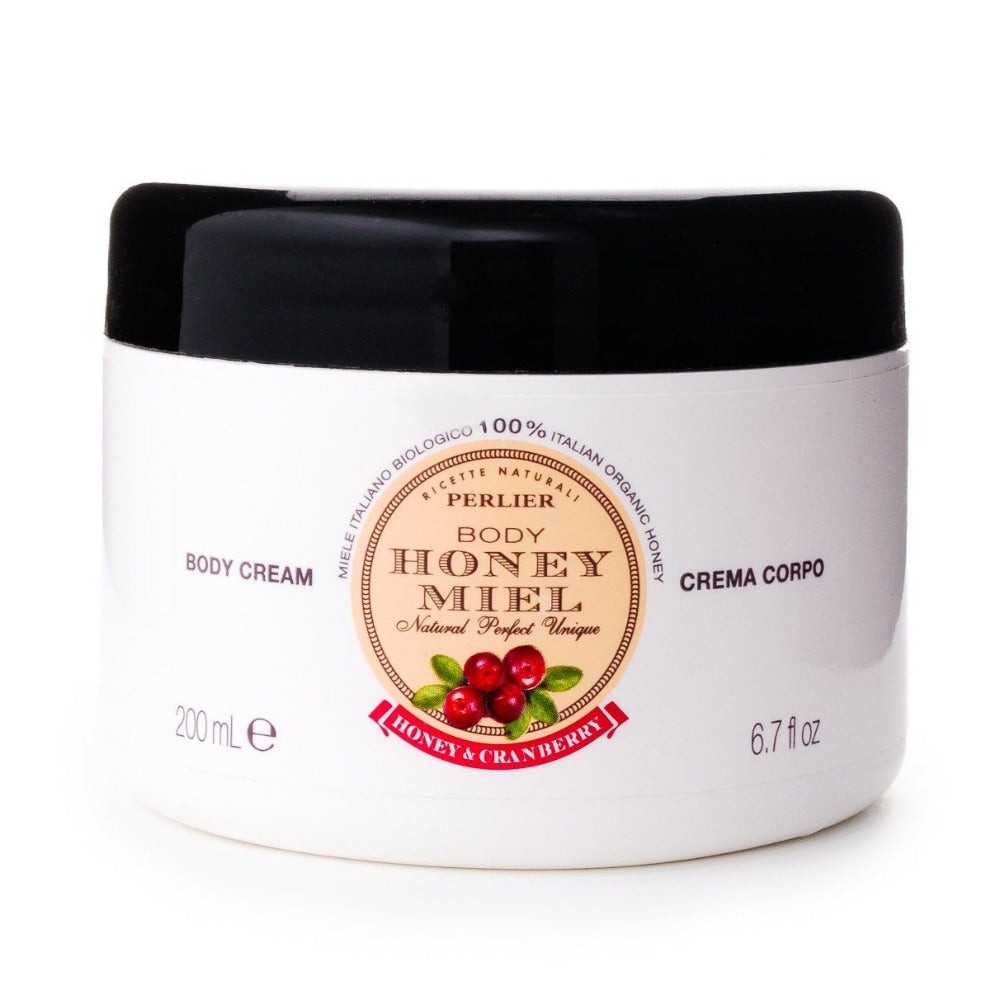 Honey & Cranberry Rich Body Cream 6.7 oz