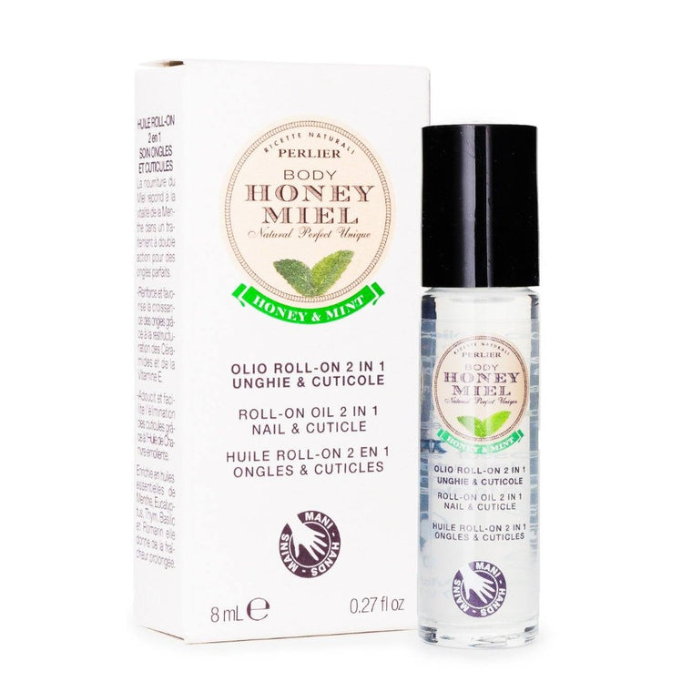 Honey & Mint Nail & Cuticle Oil  .27 fl oz