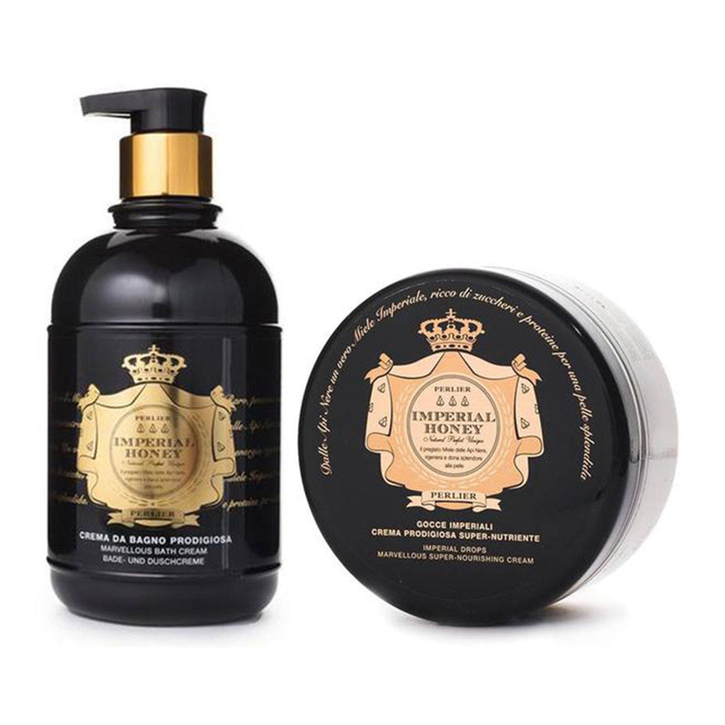 Imperial Honey Bath Cream & Body Cream (2pc Kit)
