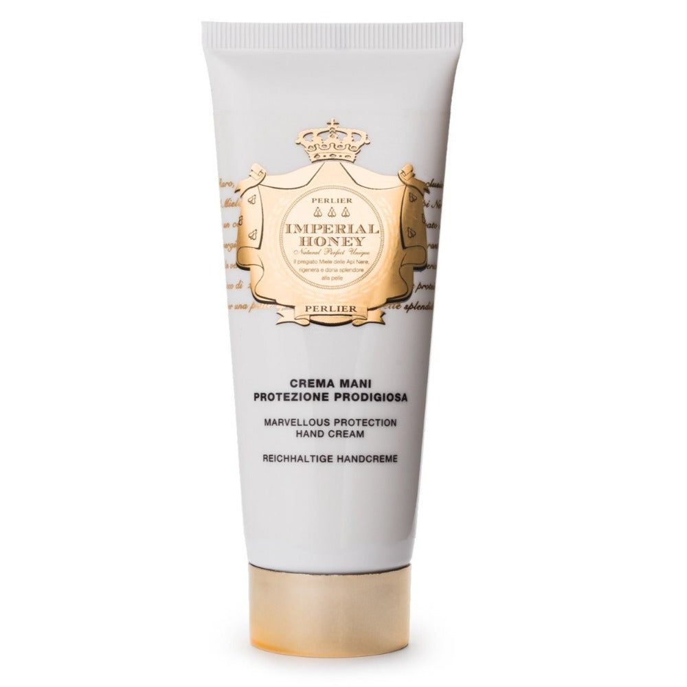 PERLIER'S IMPERIAL HONEY PROTECTING HAND CREAM